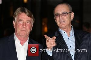 Rick Parfitt and Francis Rossi Hello Quo - UK Film Premiere - Arrivals London, England - 22.10.12