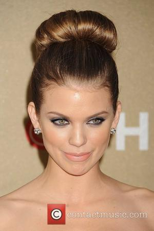 AnnaLynne McCord  CNN Heroes: An All-Star Tribute at The Shrine Auditorium Los Angeles, California - 11.12.11