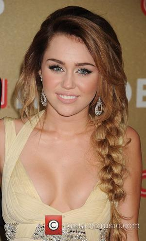 Miley Cyrus  CNN Heroes: An All-Star Tribute at The Shrine Auditorium Los Angeles, California - 11.12.11