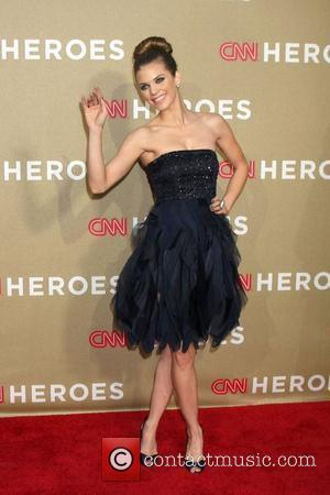 AnnaLynne McCord  at the CNN Heroes: An All-Star Tribute at The Shrine Auditorium. Los Angeles, California - 11.12.11