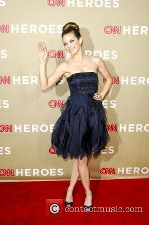 Annalynne McCord CNN Heroes: An All-Star Tribute at The Shrine Auditorium. Los Angeles, California - 11.12.11