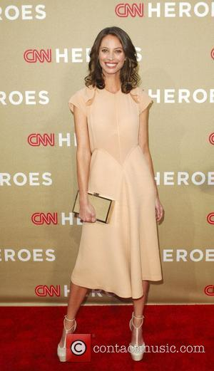 Christy Turlington Burns CNN Heroes: An All-Star Tribute at The Shrine Auditorium. Los Angeles, California - 11.12.11