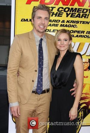 Kristen Bell, Dax Shepard The Los Angeles premiere of 'Hit & Run' at the Regal Cinemas L.A. Live Los Angeles,...