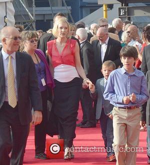 Cate Blanchett, Hobbit Premiere, Embassy, Wellington and New Zealand