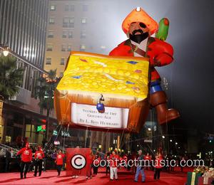 2012 Hollywood Christmas Parade Benefiting Marine Toys For Tots - Show  Featuring: Atmosphere