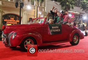 2012 Hollywood Christmas Parade Benefiting Marine Toys For Tots - Show  Featuring: Mark Steines
