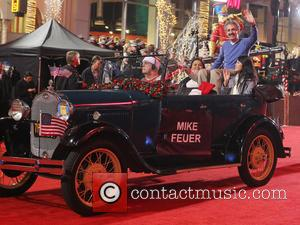 2012 Hollywood Christmas Parade Benefiting Marine Toys For Tots - Show  Featuring: Mike Feuer