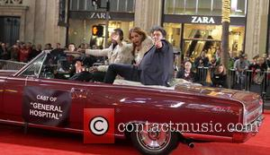 2012 Hollywood Christmas Parade Benefiting Marine Toys For Tots - Show  Featuring: Lisa LoCicero