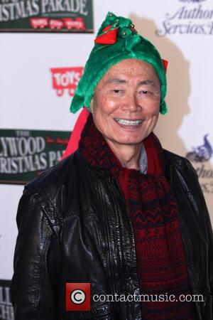 2012 Hollywood Christmas Parade Benefiting Marine Toys For Tots - Show  Featuring: George Takei