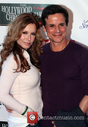 2012 Hollywood Christmas Parade Benefiting Marine Toys For Tots - Show  Featuring: Christian LeBlanc, Tracey BregmanWhere: Hollywood, California, United...
