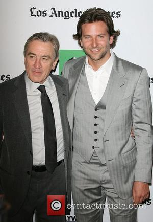 Robert De Niro and Bradley Cooper 16th Annual Hollywood Film Awards Gala Presented by The Los Angeles Times held at...
