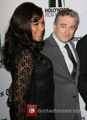 Robert De Niro and wife Grace Hightower De Niro 16th Annual Hollywood Film Awards Gala Presented by The Los Angeles...