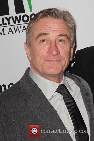 Robert De Niro 16th Annual Hollywood Film Awards Gala held at the Beverly Hilton Hotel Beverly Hills, California - 22.10.12