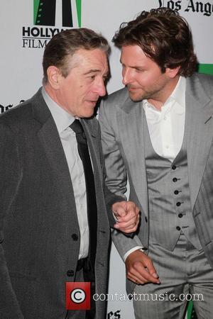 Robert De Niro, Bradley Cooper 16th Annual Hollywood Film Awards Gala held at the Beverly Hilton Hotel Beverly Hills, California...
