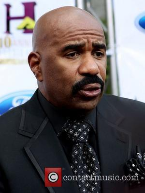 Steve Harvey The 10th Annual Ford Hoodie Awards at MGM Grand Garden Arena - Arrivals  Las Vegas, Nevada -...