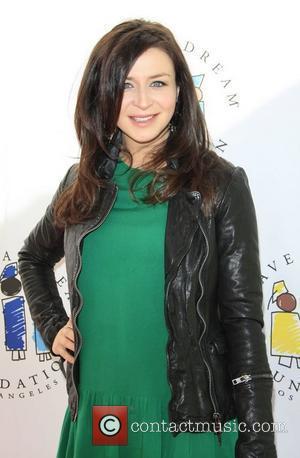 Actress Caterina Scorsone Gives Birth