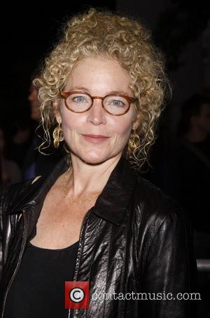 Amy Irving Opening night of the Off-Broadway play 'If There Is I Haven't Found It Yet' at the Laura Pels...