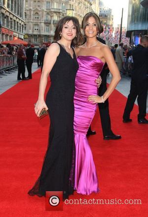 Jo Hartley and Anouska Mond 'iLL Manors' world premiere held at the Empire cinema - Arrivals London, England - 30.05.12
