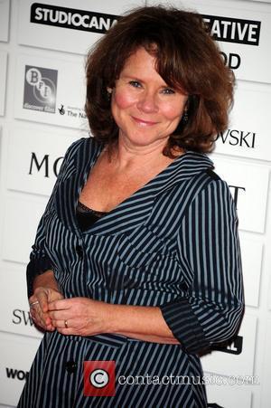 Imelda Staunton Moet British Independent film awards 2011 held at the Old Billingsgate Market, London, England - 04.11.11