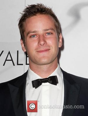 Armie Hammer  9th Annual Alfred Mann Foundation 'Innovation And Inspiration' Gala at The Barker Hanger - Arrivals Santa Monica,...