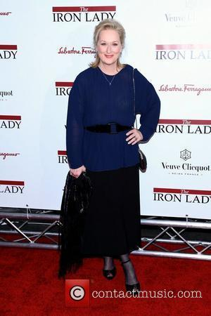 Meryl Streep Heads To Margaret Thatcher's Stomping Ground For Premiere