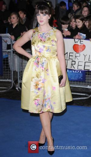 Alexandra Roach 'The Iron Lady' UK film premiere held at the BFI Southbank - Arrivals  London, England- 04.01.12