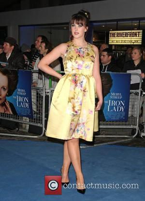 Alexandra Roach 'The Iron Lady' UK film premiere held at the BFI Southbank - Arrivals London, England - 04.01.12