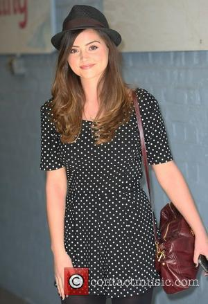 Jenna Louise Jenna-louise Coleman 'Lucky' To Land Doctor Who Role