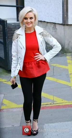 Perrie Edwards of Little Mix at the ITV Studios London, England - 07.09.12