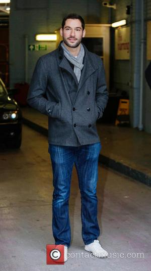 Tom Ellis Tom Ellis outside the ITV studios  Featuring: Tom Ellis Where: London, United Kingdom When: 15 Jan 2013