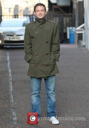 Paul Nicholls at the ITV studios London, England - 06.01.12