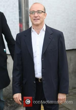 Paul McKenna at the ITV studios London, England - 06.01.12