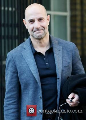 Stanley Tucci And Felicity Blunt Bonded Over Food