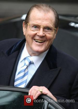 Roger Moore To Host Satirical Tv News Show