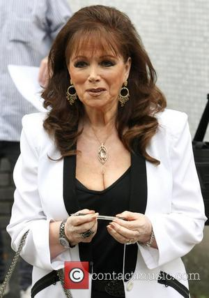 Jackie Collins Annoyed By Lindsay Lohan Fan's Twitter Attack