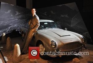 Aston Martin and Sean Connery