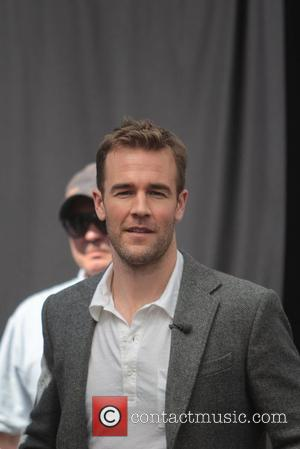 James Van Der Beek: 'There Are No Plans For A Dawson's Creek Movie'
