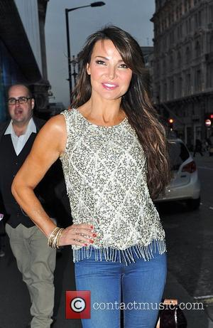 Lizzie Cundy,  at the Jeans for Genes launch party held at the W hotel London, England - 04.09.12