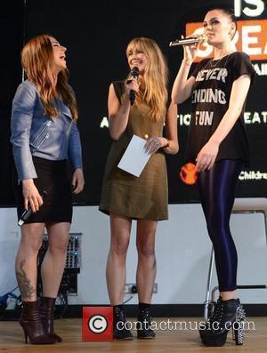Melanie C and Jessie J