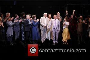 Andrew Lloyd Webber, Des Mcanuff and Tim Rice