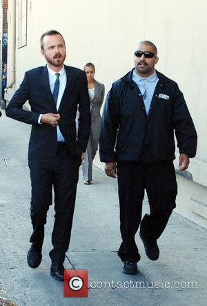 Aaron Paul, Jimmy Kimmel