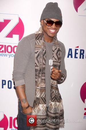 Ne-Yo aka Shaffer Chimere Smith Z100's Jingle Ball 2012 presented by Aeropostale - Arrivals New York City, USA - 07.12.12