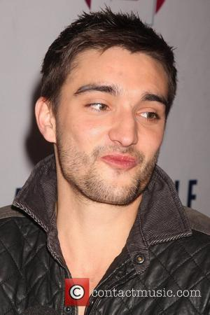 Tom Parker Z100's Jingle Ball 2012 presented by Aeropostale - Arrivals New York City, USA - 07.12.12