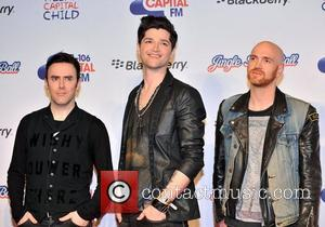 Danny O'donoghue: 'Don't Give Brit Award To The Script'