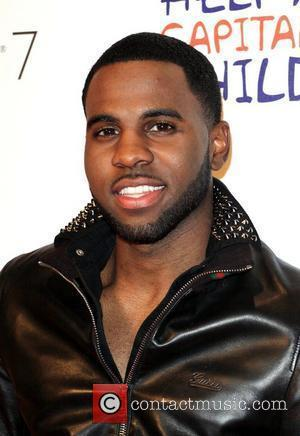Jason Derulo The Jingle Bell Ball 2011 day one - Arrivals London, England - 03.12.11