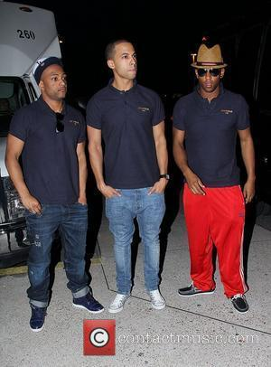 Marvin Humes' Las Vegas Bachelor Party