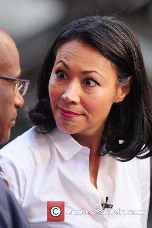 Defiant Ann Curry Hosts 'Today' Show With Aplomb