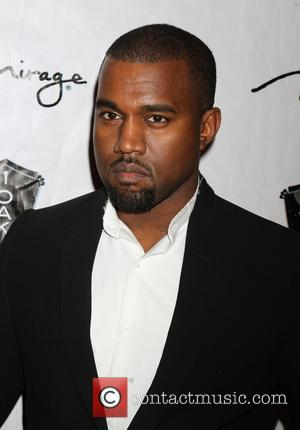 Kanye West New Year Eve party at 1 Oak Nightclub at The Mirage Resort and Casino Las Vegas  Featuring:...