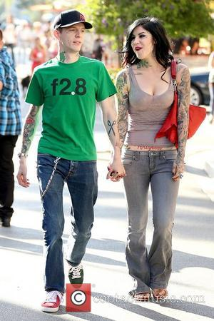 Deadmau5 And Kat Von D Get Engaged!