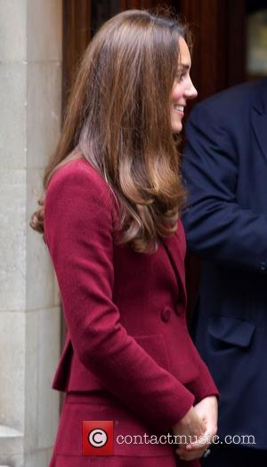 Kate Middleton's Baby Becomes Focus As Engagements Are Cancelled